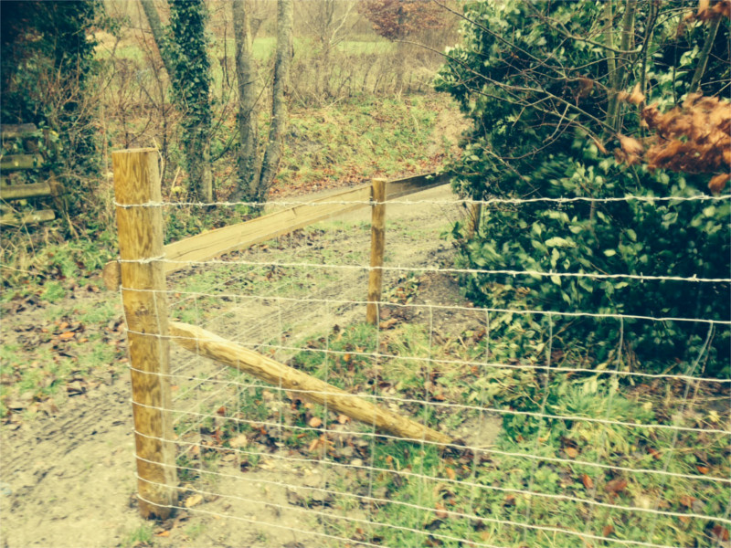 Stock Fencing